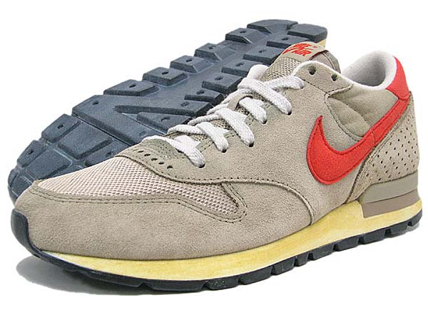 NIKE AIR EPIC [BAMBOO/CHALLENGE RED/KHAKI] 525249-260 画像