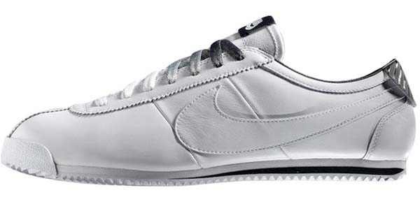 NIKE NIKE CORTEZ CLASSIC OG PREM NRG CLASH COLLECTION [WHITE/WHITE-BLACK] 535651-110 画像