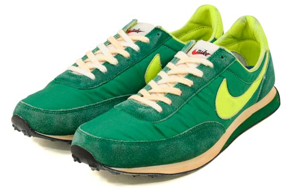 NIKE ELITE VNTG NRG [PINE GREEN/VOLT-LUCKY GREEN] 535654-333