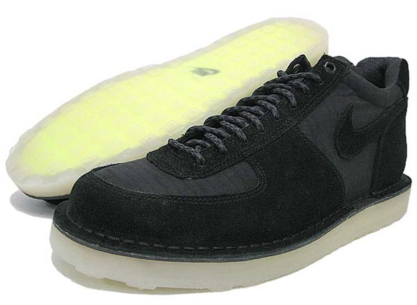 NIKE ACG AIR LAVA DOME 2012 [BLACK/BLACK] 536704-010