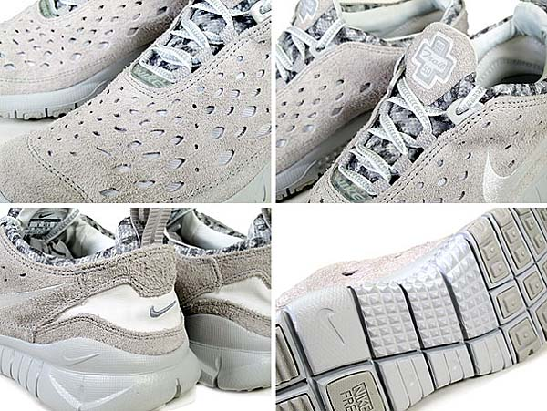 NIKE FREE TRAIL [WHITE/NEUTRAL GREY] 537733-110