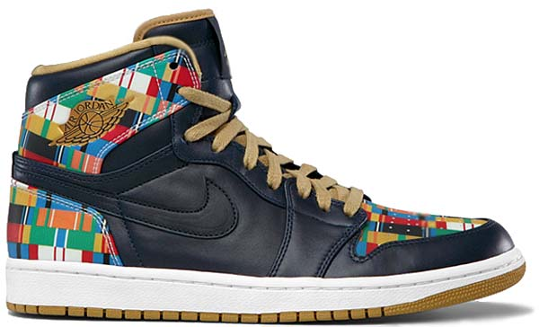 NIKE AIR JORDAN 1 RETRO HI RTTG [WASHINGTON D.C.] 539542-435
