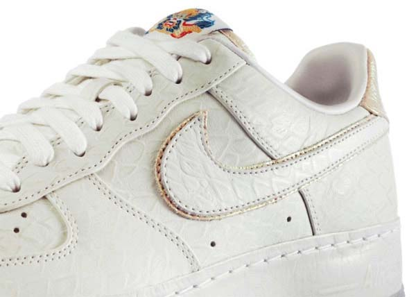 NIKE AIR FORCE 1 LOW SUPREME TZ YOTD NRG [YEAR OF THE DRAGON] 553281-110