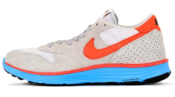 NIKE EPIC VTGE LUNAR NRG [WOLF GREY/DEEP ORANGE-NTRL GRY] 559711-080