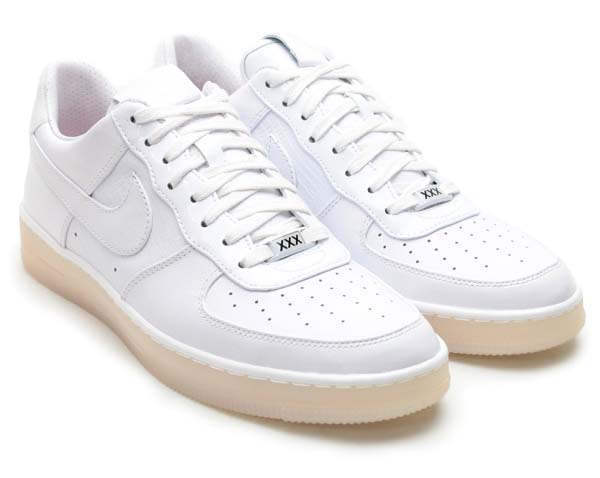 NIKE AIR FORCE 1 DOWNTOWN NRG [WHITE/WHITE] 573979-100