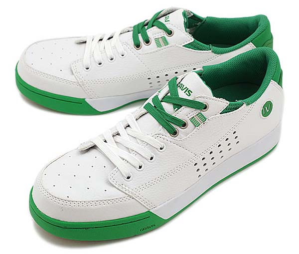 gravis TARMAC [WHITE/GREEN] 88917-122
