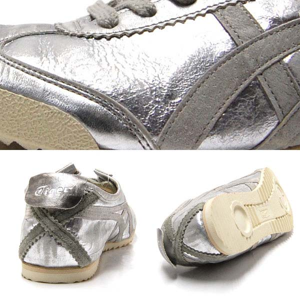 Onitsuka Tiger MEXICO66 DELUXE NIPPON MADE [SILVER/GRAY] TH9J4L-9311