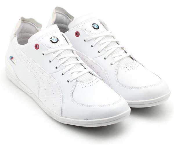 PUMA DRIVING POWER 2 LOW BMW [WHITE]