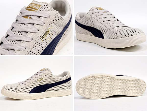 PUMA CLYDE URB [MOONBEAM/ASTRAL] 354632 画像1
