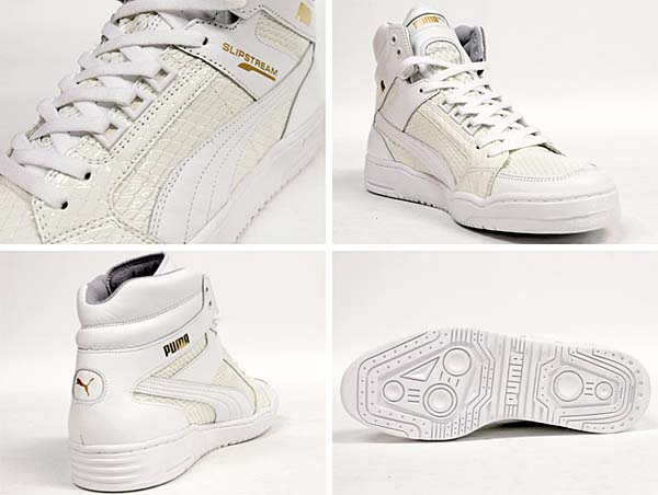 PUMA JAPAN SLIPSTREAM PYTHON TAKUMI [WHITE] 355733 画像1