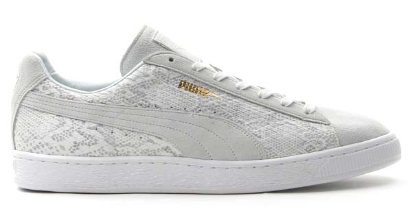 Puma JAPAN BASKET PYTHON TAKUMI [WHITE]