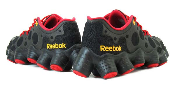 Reebok ATV19 Plus [BLACK/EXCELLENT RED/NEON ORANGE] V54817 写真2
