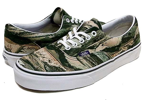 VANS ERA LIBERTY [MOUNTAINS/ARMY] 0tn98oq