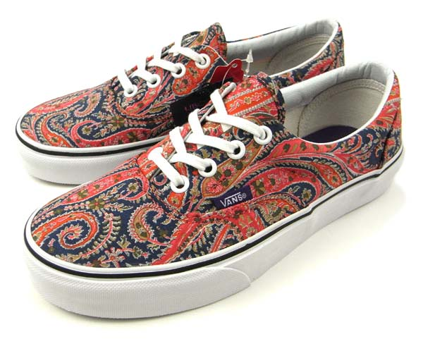 VANS ERA LIBERTY [PAISLEY/NAVY] 0tn98or