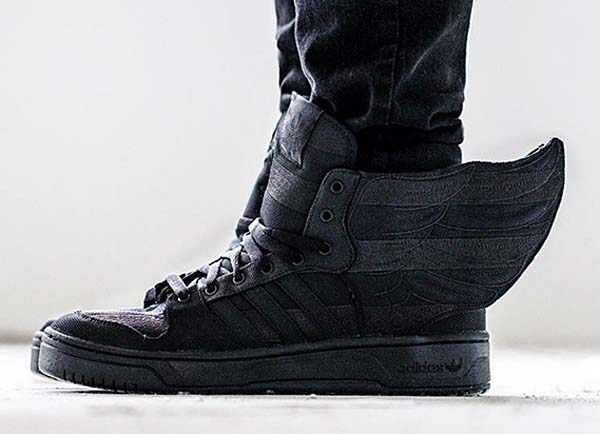 adidas Originals JS WINGS 2.0 [BLACK FLAG | ASAP ROCKY] D65206 写真1