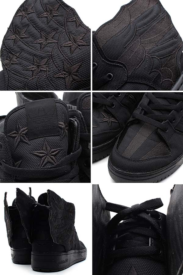 adidas Originals JS WINGS 2.0 [BLACK FLAG | ASAP ROCKY] D65206 写真5