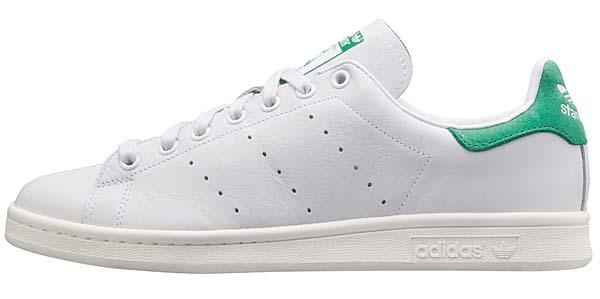 adidas STAN SMITH [NEO WHITE/GREEN] D67361 写真1