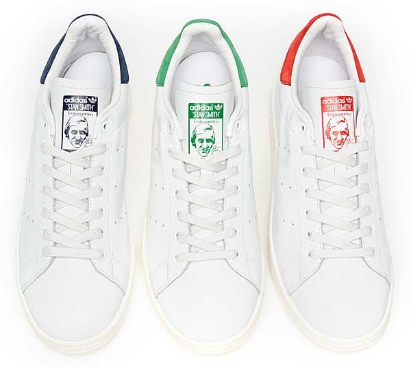 adidas STAN SMITH [NEO WHITE/GREEN] D67361 写真5