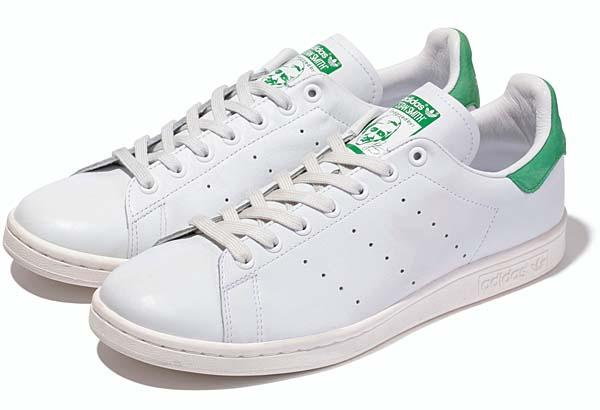 adidas STAN SMITH [NEO WHITE/GREEN] D67361
