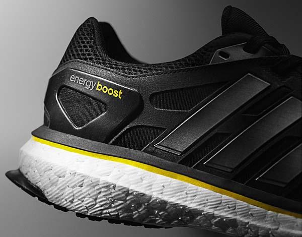 adidas ENERGY BOOST [BLACK/NEIRME/VIVYEL] G64392 写真2