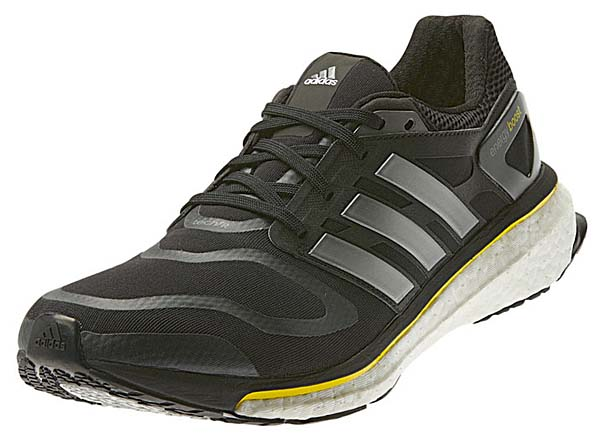 adidas ENERGY BOOST [BLACK/NEIRME/VIVYEL] G64392 写真3