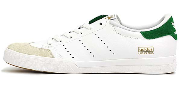 adidas skateboarding LUCAS STAN SMITH [RUNWHT/FAIRWA/RUNWHT] G67104