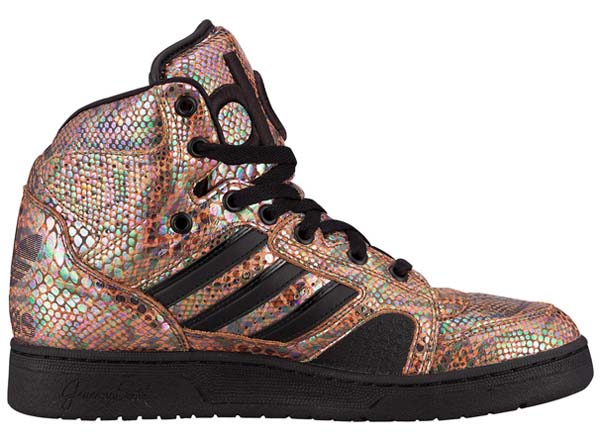 adidas Originals x Jeremy Scott JS INSTINCT HI [BLACK/BLACK/RUNNING WHITE] G95753