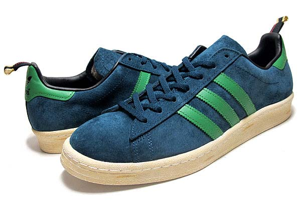 adidas CAMPUS 80s [DARK PETROL/REAL GREEN] G96465