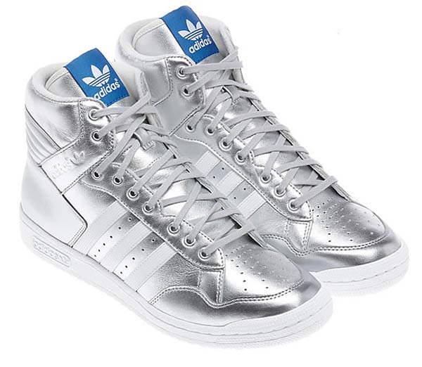 adidas Originals PRO CONFERENCE HI [METALLIC SILVER/RUNNING WHITE] G96913 写真1