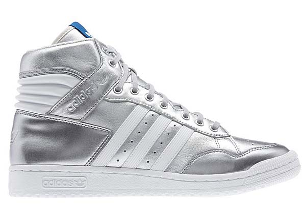adidas Originals PRO CONFERENCE HI [METALLIC SILVER/RUNNING WHITE] G96913