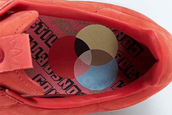 adidas ADICOLOR LO ADICOLOR 30th ANNIVERSARY [RED/BGE/NVY/PINK/WHT] G97744 写真2