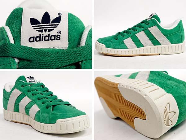 adidas Originals LAWSUIT MITA [GREEN/NAT/GUM] G97748 写真1