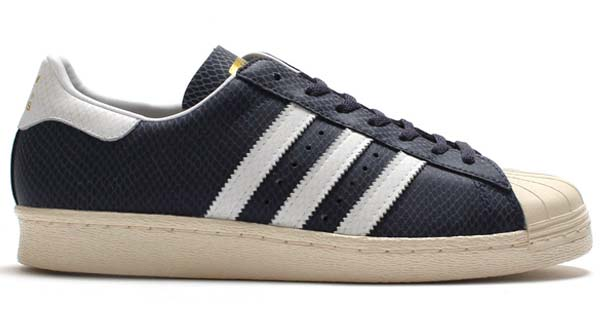adidas Originals x atmos SS 80s G-SNK 6 [NAVY/WHITE/SNAKE/GLOW] M22303 写真1