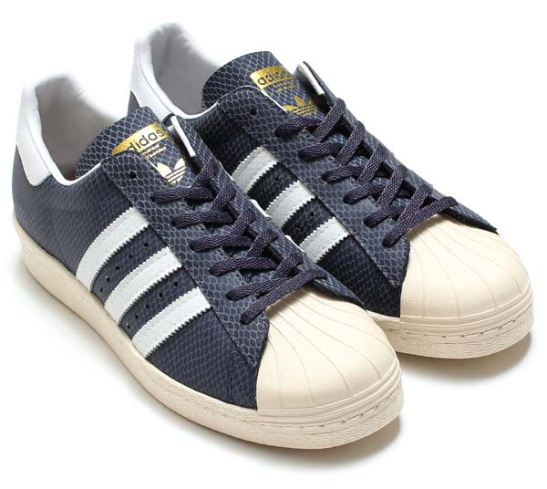 adidas Originals x atmos SS 80s G-SNK 6 [NAVY/WHITE/SNAKE/GLOW] M22303