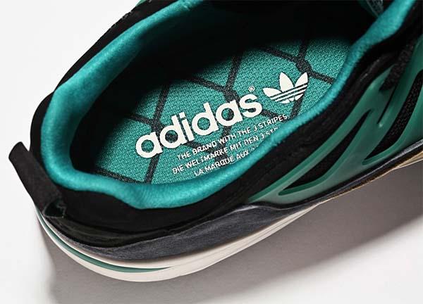 adidas Originals TORSION ALLEGRA MITA [BGE/BLK/GRN] M22308 写真3