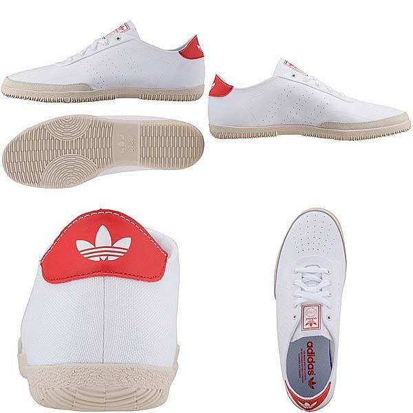 adidas Originals PLIMSOLE 3 [RUNNING WHITE/VIVID RED] Q20148 写真2