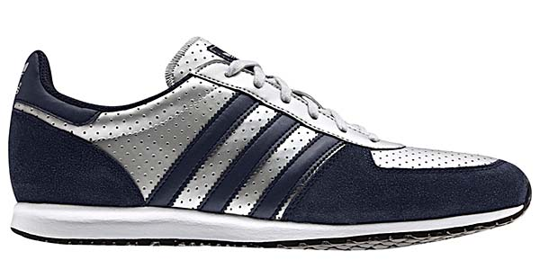 adidas ORIGINALS ADISTAR RACER [METALLIC SILVER/LEGEND INK] Q20713 写真1