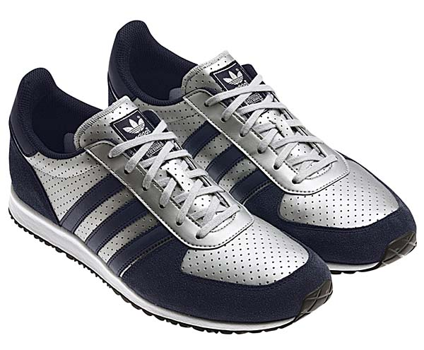 adidas ORIGINALS ADISTAR RACER [METALLIC SILVER/LEGEND INK] Q20713