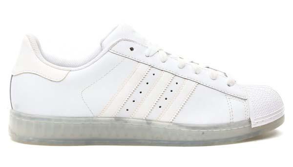 adidas SS CLEAR [RUNNING WHITE/RUNNING WHITE] Q23001