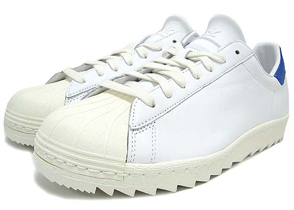 adidas SUPER STAR 80S RIPPLE [WHITE/LEGACY] Q23012