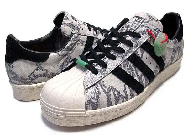 adidas SUPERSTAR 80s CNY [COLSIL/BLACK1/LBONE] Q35134