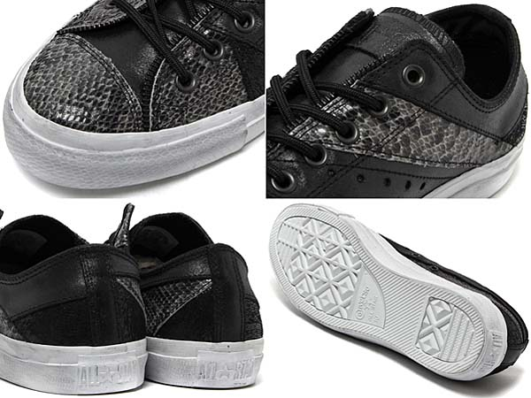 CONVERSE CHUCK TAYLOR LOW CHINESE NEW YEAR [BLACK] 136112C 写真1