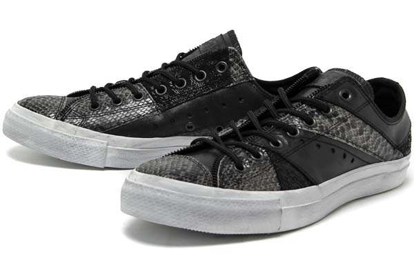 CONVERSE CHUCK TAYLOR LOW CHINESE NEW YEAR [BLACK] 136112C