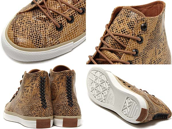 CONVERSE CHUCK TAYLOR CHINESE NEW YEAR [TAWNY BROWN] 136113C 写真2