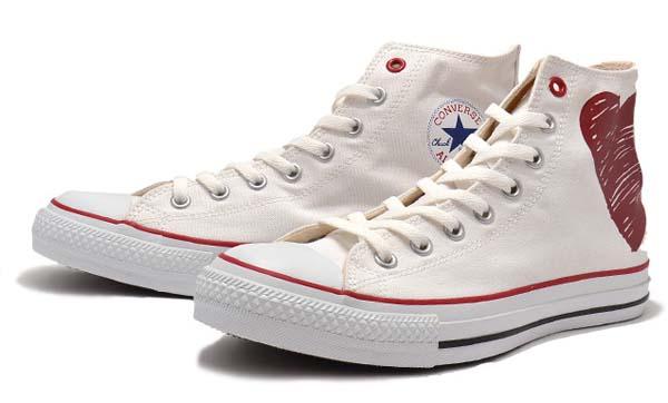 CONVERSE ALL STAR B-HT HI [WHITE] 32067970 写真1
