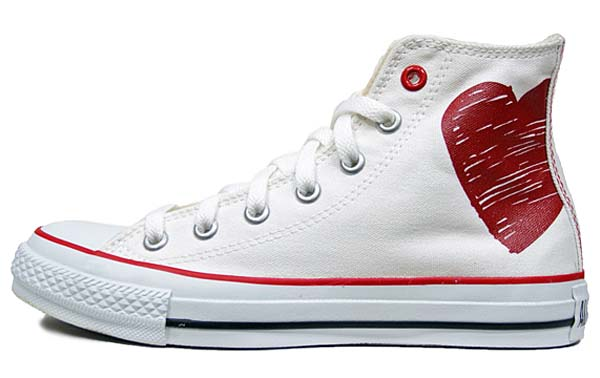 CONVERSE ALL STAR B-HT HI [WHITE] 32067970