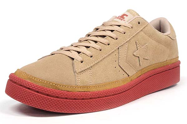 CONVERSE XL PRO-LEATHER SUEDE DB OX XLARGE [BEIGE] 32656984