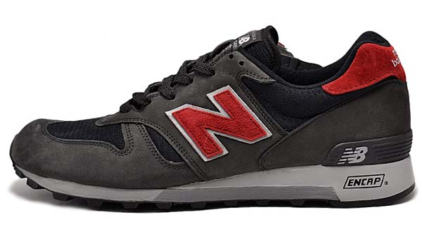 new balance M1300CL BB [BLACK/RED]