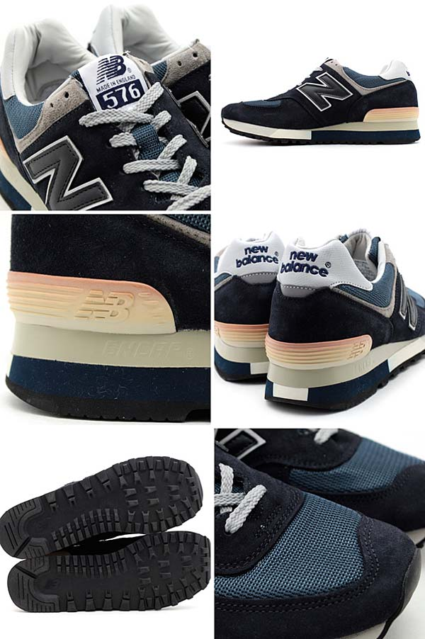 new balance M576 UK NGA [NAVY] M576 NGA 写真3