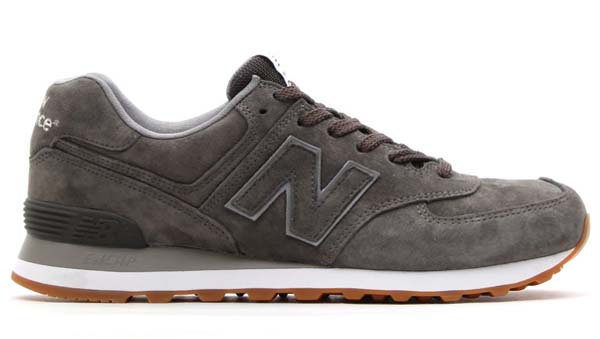 new balance ML574 FSC [CHARCOAL/GUM] ML574 FSC 写真1